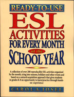 Activities for Every Month of the School Year