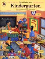 Activity Books in Spanish, Kindergarten