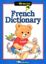 Berlitz Jr. French Picture Dictionary