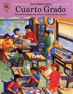 Activity Books in Spanish - Cuarto Grado
