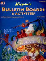 Hispanic Bulletin Boards & Activities