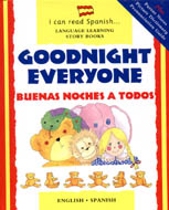 I Can Read Spanish Series: Goodnight Everyone