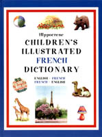 Children's Illustrated French Dictionary
