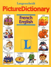 Langenscheidt French Picture Dictionary