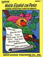 Hablo Espanol con Perico: Book 1