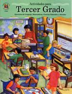 Activity Books in Spanish , Tercer Grado